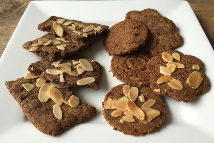 Wednesday Challenge Day Speculaaskoekjes en speculaas brokken
