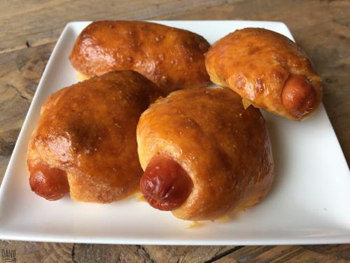 Wednesday Challenge: Worstenbroodjes