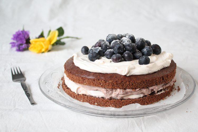 Birthday Chocolate cake!