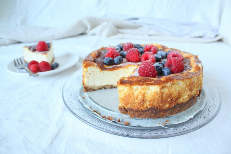 Wednesday Challenge: Cheesecake!