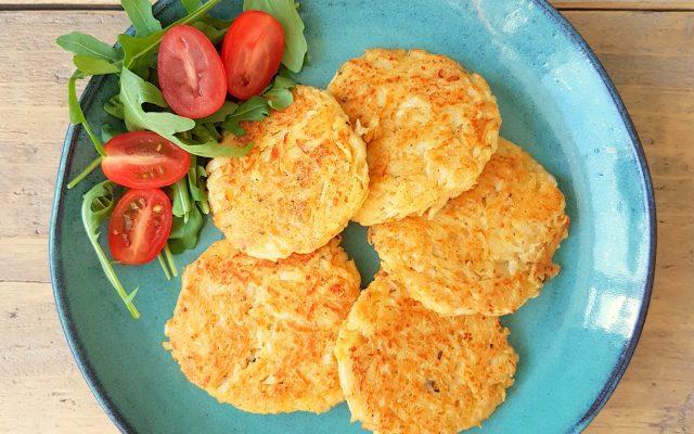 Wednesday Challenge: Rösti koekjes!