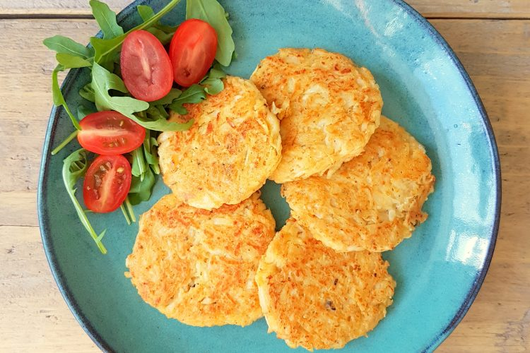 Wednesday Challenge: Rösti koekjes!