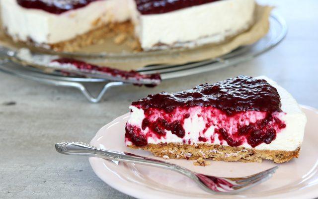 Koolhydraatarme en glutenvrije taart!