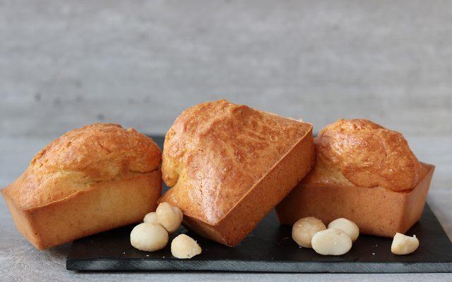 Koolhydraatarm macacamia brood!