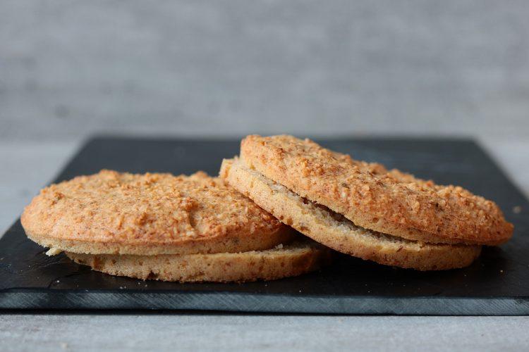 Koolhydraatarme en glutenvrije pita broodjes!