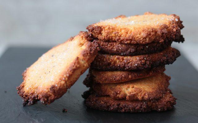Koolhydraatarme koekjes!