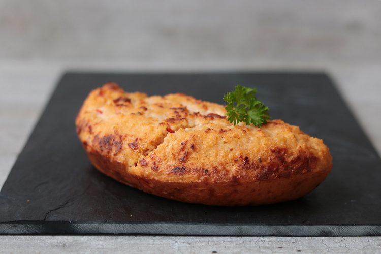 Italiaans broodje uit de omeletmaker!
