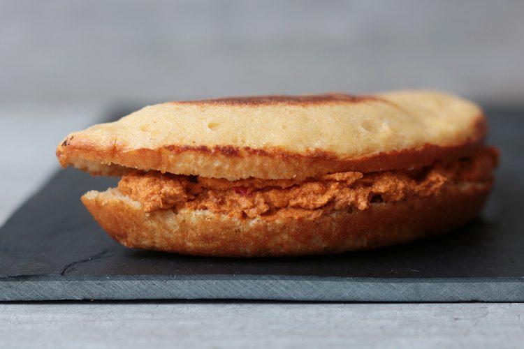 Broodjes met sandwichspread!