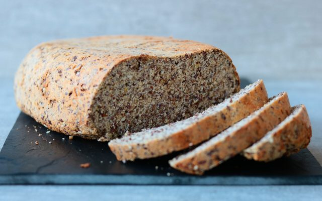 Koolhydraatarm roggebrood zonder chia!