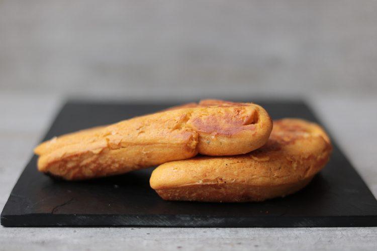 Broodjes met lupinemeel!