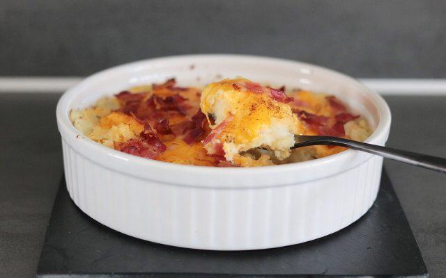Koolhydraatarme macaroni & cheese!