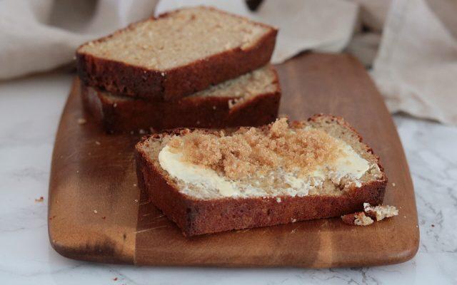Koolhydraatarm suikerbrood!