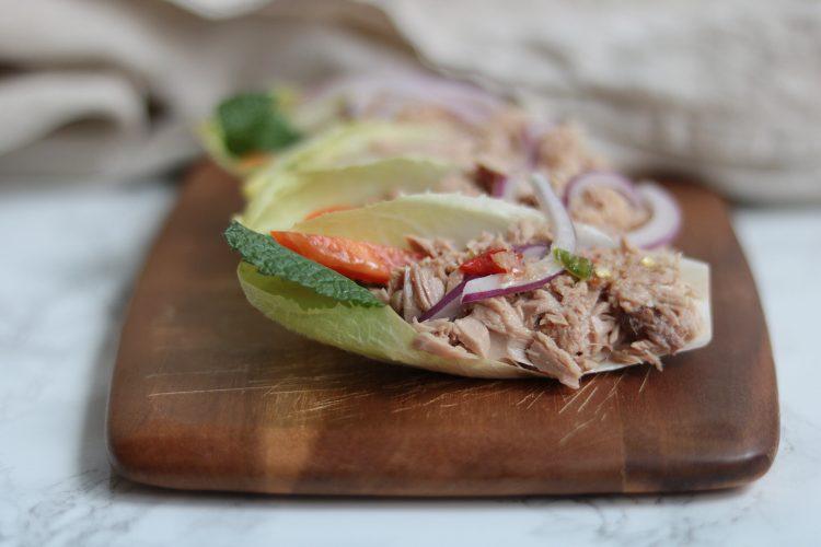 Thaise witlof met tonijn!